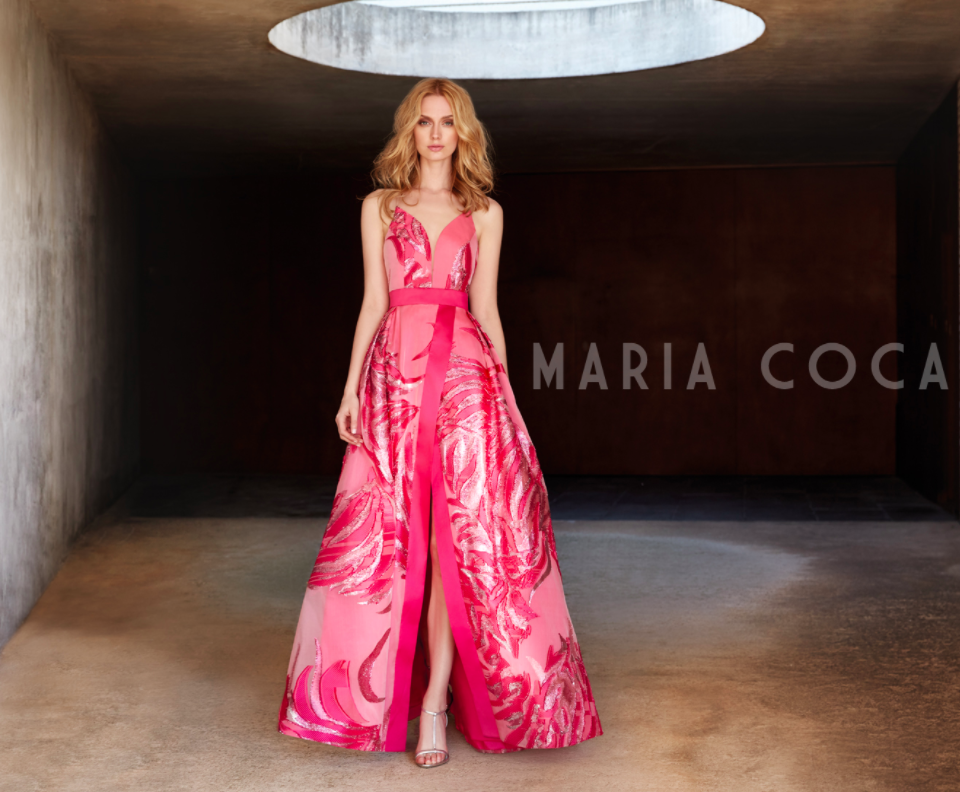 MARIA COCA, VESTIDOS DE FIESTA MADE IN SPAIN - IDF All Financing